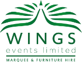 Wings Events Limited - Marquee & Furniture Hire