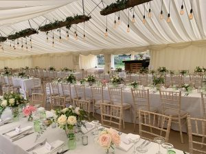 Marquee Hire Services - Furniture