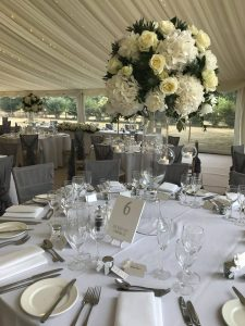 Marquees - Linings and Carpet