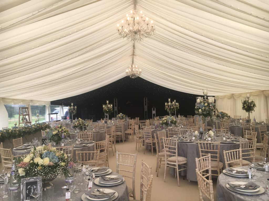 Marquee Hire Services - Power and Heating
