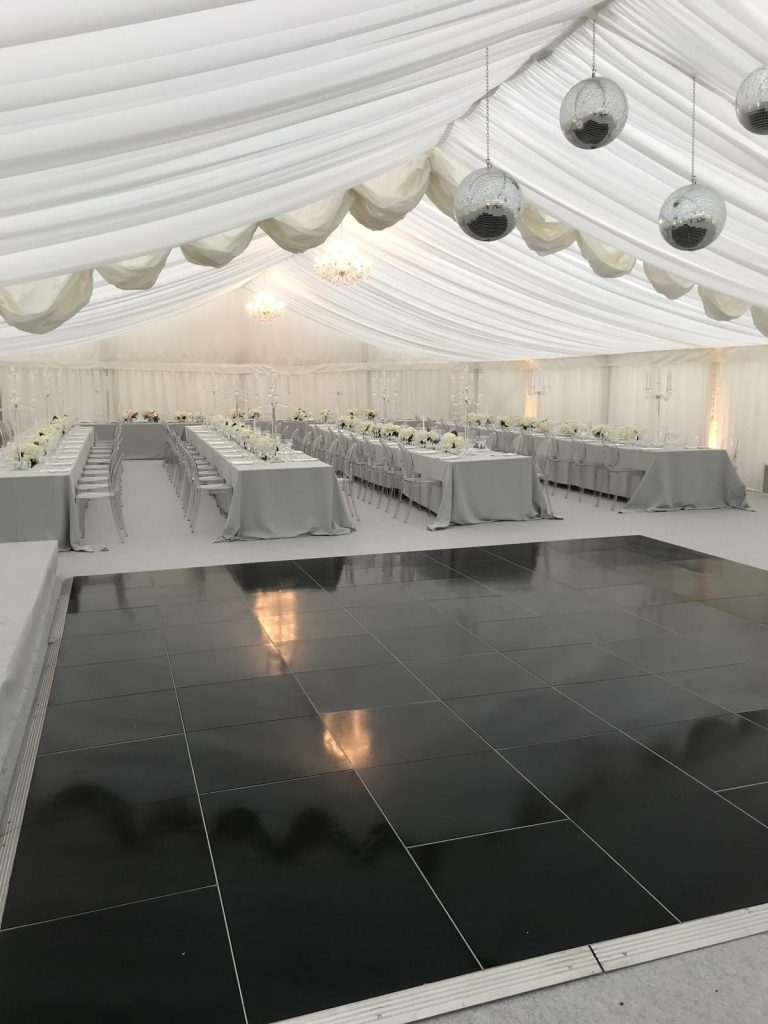 Marquee Hire Services - Dance Floors