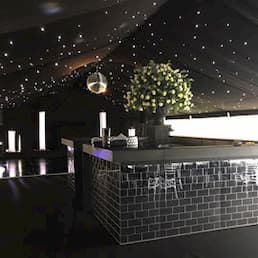 Party Marquee Hire - Starry Roof